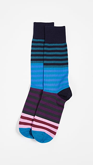 Paul Smith Cart Stripe Socks