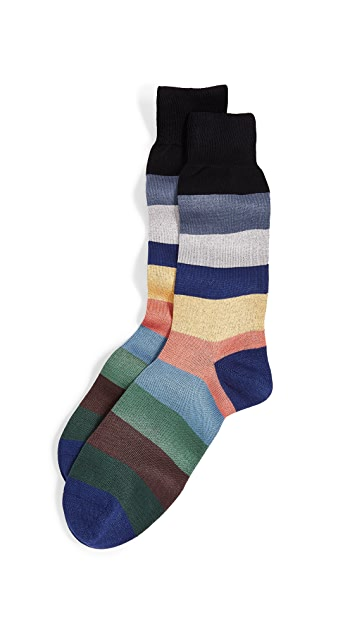 Paul Smith Zeb Stripe Socks