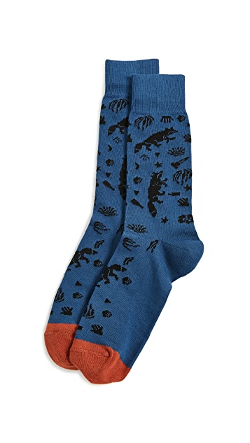 Paul Smith Fox Socks