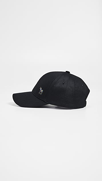 Paul Smith PS Zebra Baseball Cap