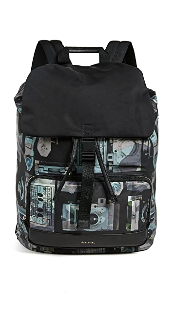 Paul Smith Drawstring Backpack