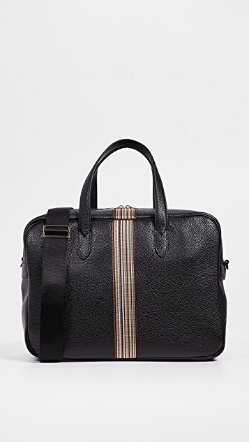 Paul Smith Striped Bag