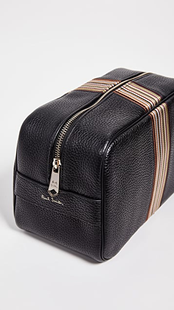 Paul Smith Striped Washbag