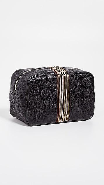 Paul Smith Striped Washbag