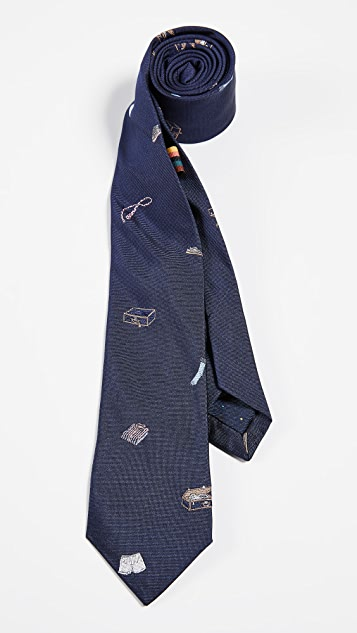 Paul Smith Narrow Clothes Tie