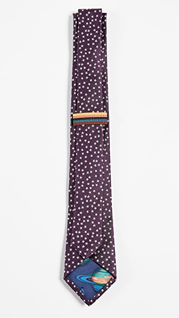 Paul Smith Narrow Star Tie