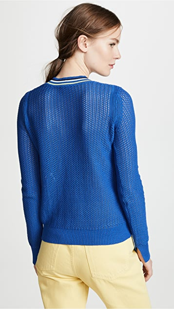 Paul Smith Свободный свитер с V-образным вырезом