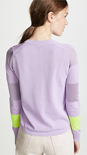 Paul Smith Arm Detail Sweater