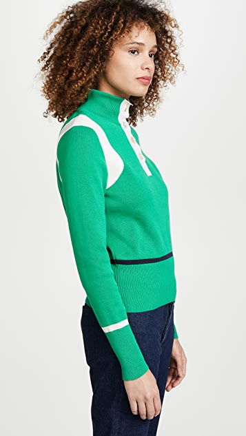 Paul Smith Funnel Neck Sweater
