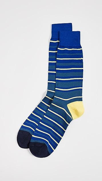 Paul Smith Radial Stripe Socks