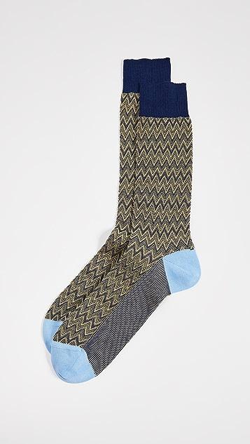 Paul Smith Chevron Socks