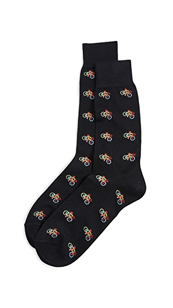 Paul Smith Bike Socks