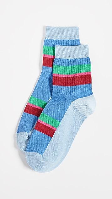 Paul Smith Short Ribbed Socks