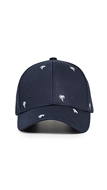 Paul Smith Embroidered Baseball Cap