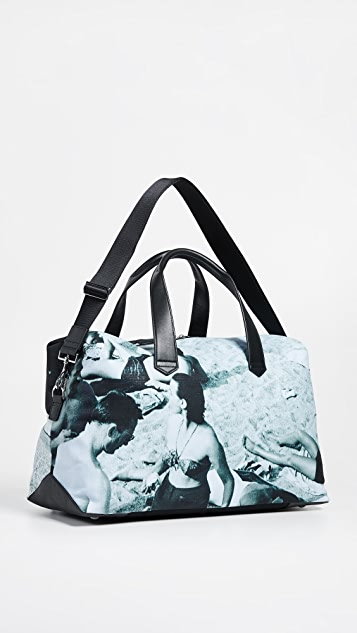 Paul Smith Photo Print Holdall Duffel Bag