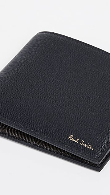 Paul Smith Interior Camo Print Billfold