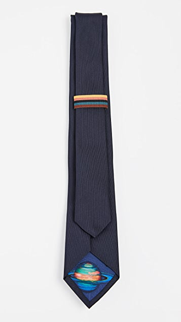 Paul Smith Fish Narrow Tie