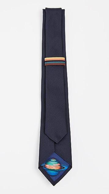 Paul Smith Fish Narrow Tie