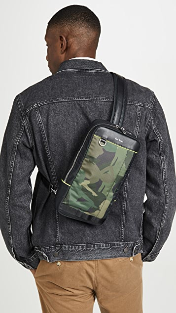 Paul Smith Camo Sling Pack