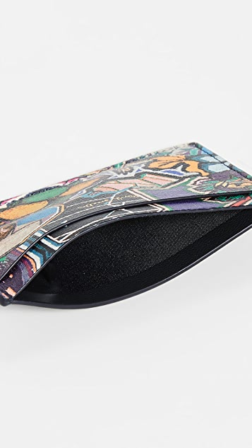 Paul Smith Artist Studio Credit Card Case