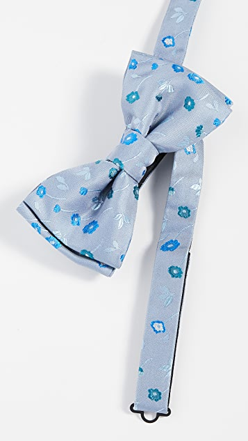 Paul Smith Floral Bow Tie