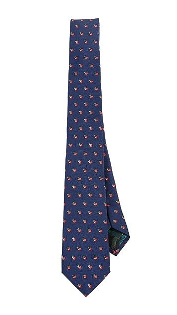 Paul Smith Apple Tie