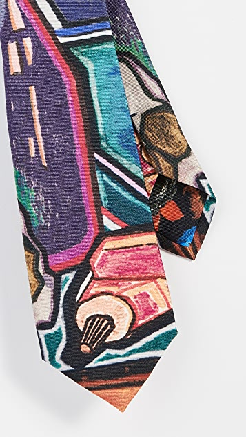 Paul Smith Artist Tie