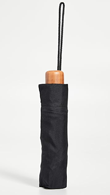 Paul Smith Multistripe Trim Telescopic Umbrella