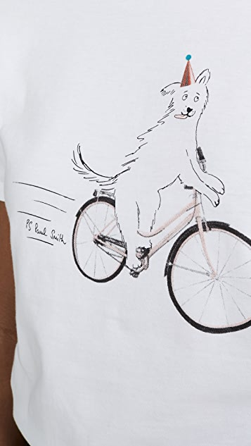 Paul Smith Pawfect Ride T 恤