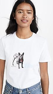 Paul Smith 狗狗图案 T 恤