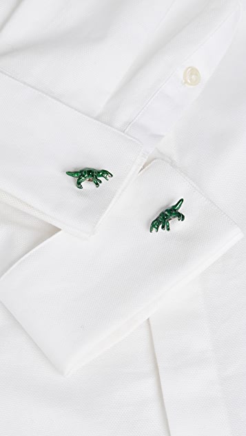 Paul Smith Dinosaur Cufflinks