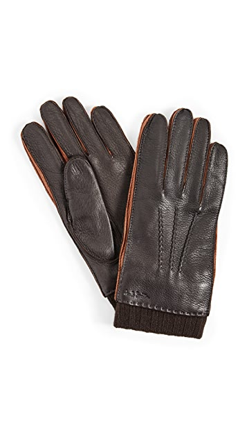 Paul Smith Deerskin Gloves