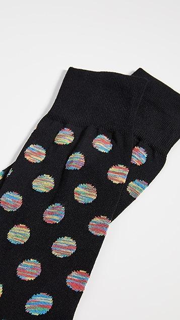 Paul Smith Space Polka Socks
