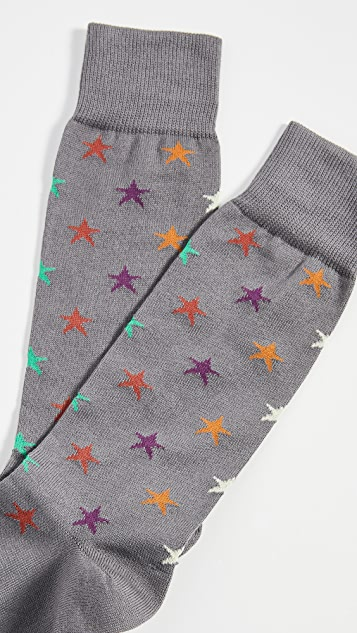 Paul Smith Star Socks