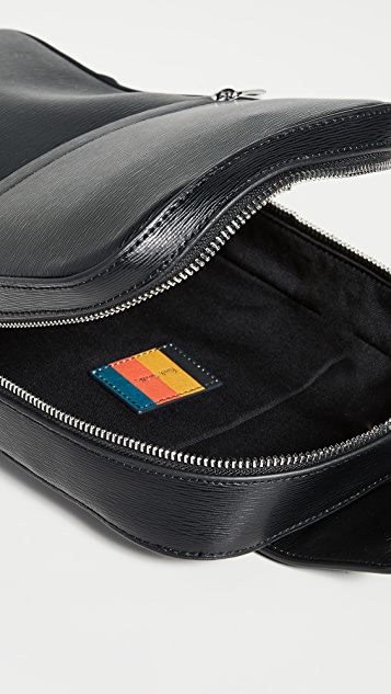 Paul Smith Leather Sling Pack