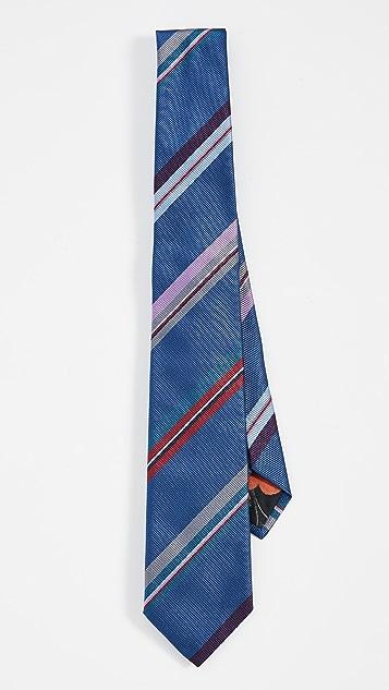 Paul Smith Stripe Tie