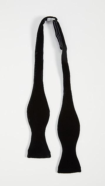 Paul Smith Classic Velvet Bow Tie
