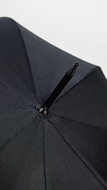 Paul Smith Double Canopy Interior Stripe Umbrella