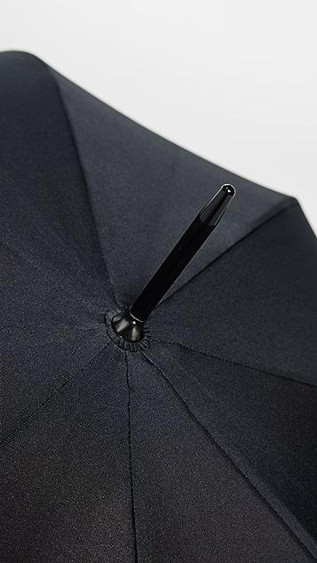 Paul Smith Double Canopy Interior Stripe Umbrella