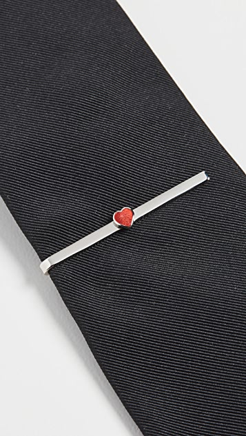 Paul Smith Love and Luck Tie Pin