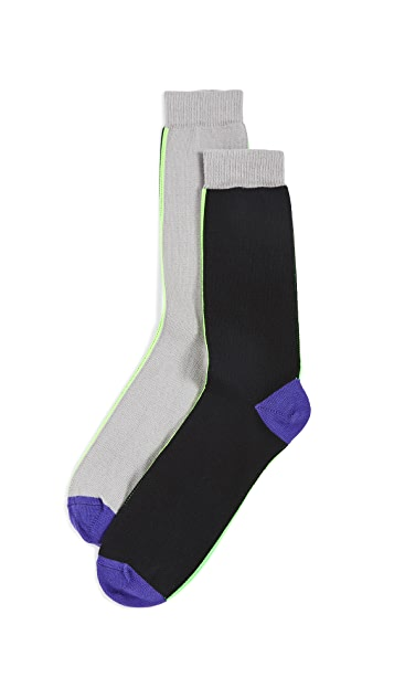 Paul Smith Vertical Block Socks