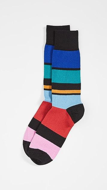 Paul Smith Victor Stripe Socks