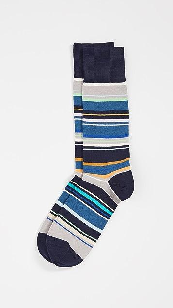 Paul Smith Furniture Stripe Socks
