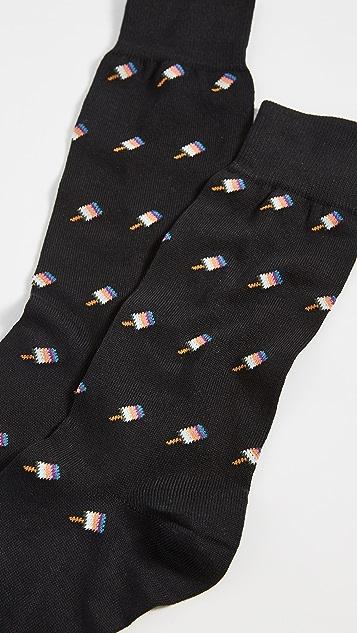 Paul Smith Artist Lolly Socks