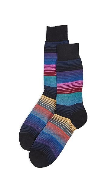 Paul Smith Lenzo Stripe Socks