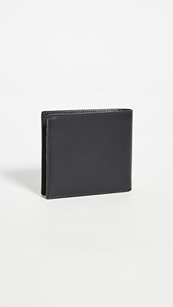 Paul Smith Rat Print Billfold Wallet