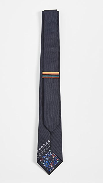 Paul Smith Safety Pin Print Tie