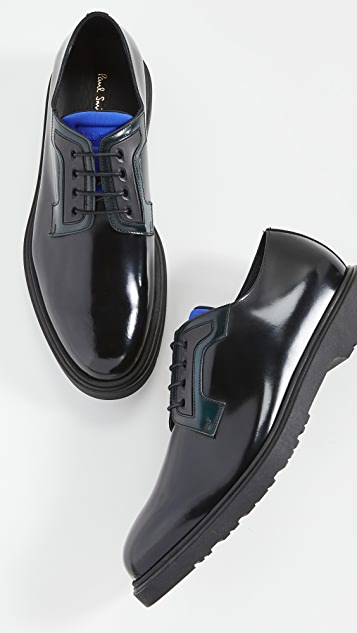 Paul Smith Mac Lace Up Shoes