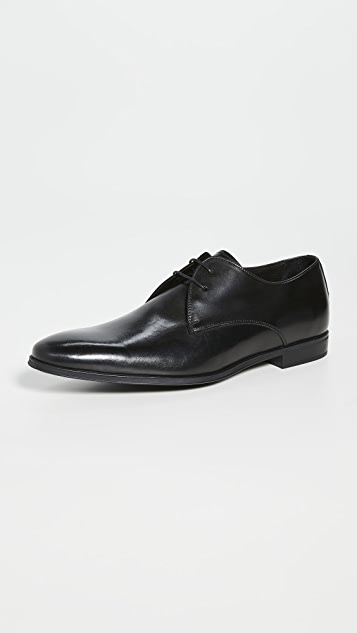 Paul Smith Coney Patent Dress Lace Up Shoes