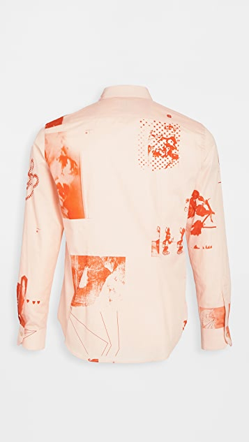 Paul Smith Large Print Shirt